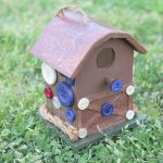 barn button birdhouse from The Country Chic Cottage-009