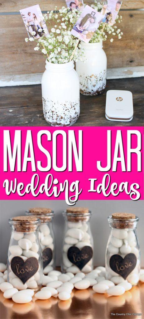jar wedding ideas 1