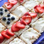 15 minute flag patriotic dessert