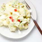The Best Avocado Potato Salad Recipe