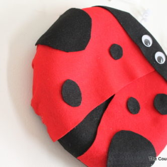 Lady Bug Wreath plus more wreaths to enjoy!