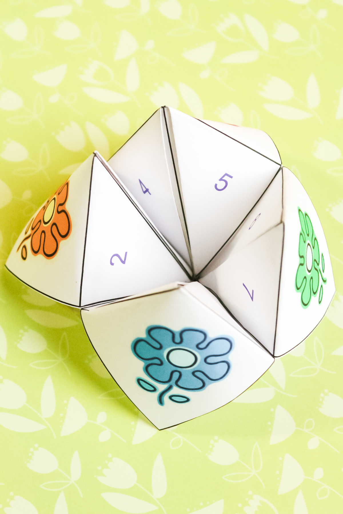 mothers day fortune teller