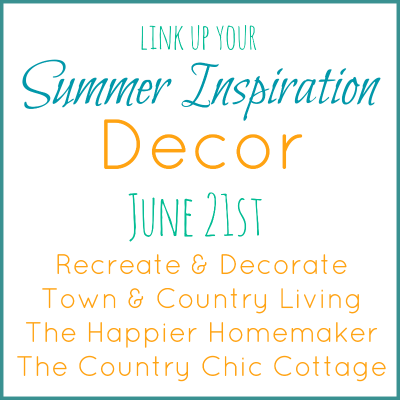 Summer Inspiration at The Country Chic Cottage