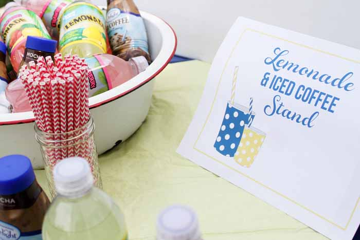 Busy Mom's Lemonade Stand Ideas - The Country Chic Cottage