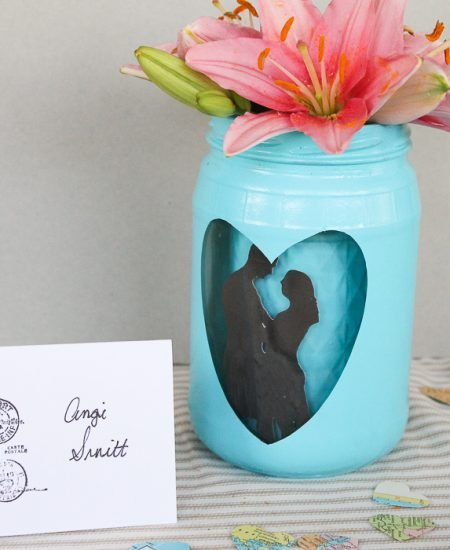 bridal shower centerpieces mason jars