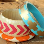 cl3 Painted-Wood-Bracelets