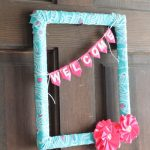 duct tape flowers wreath-015