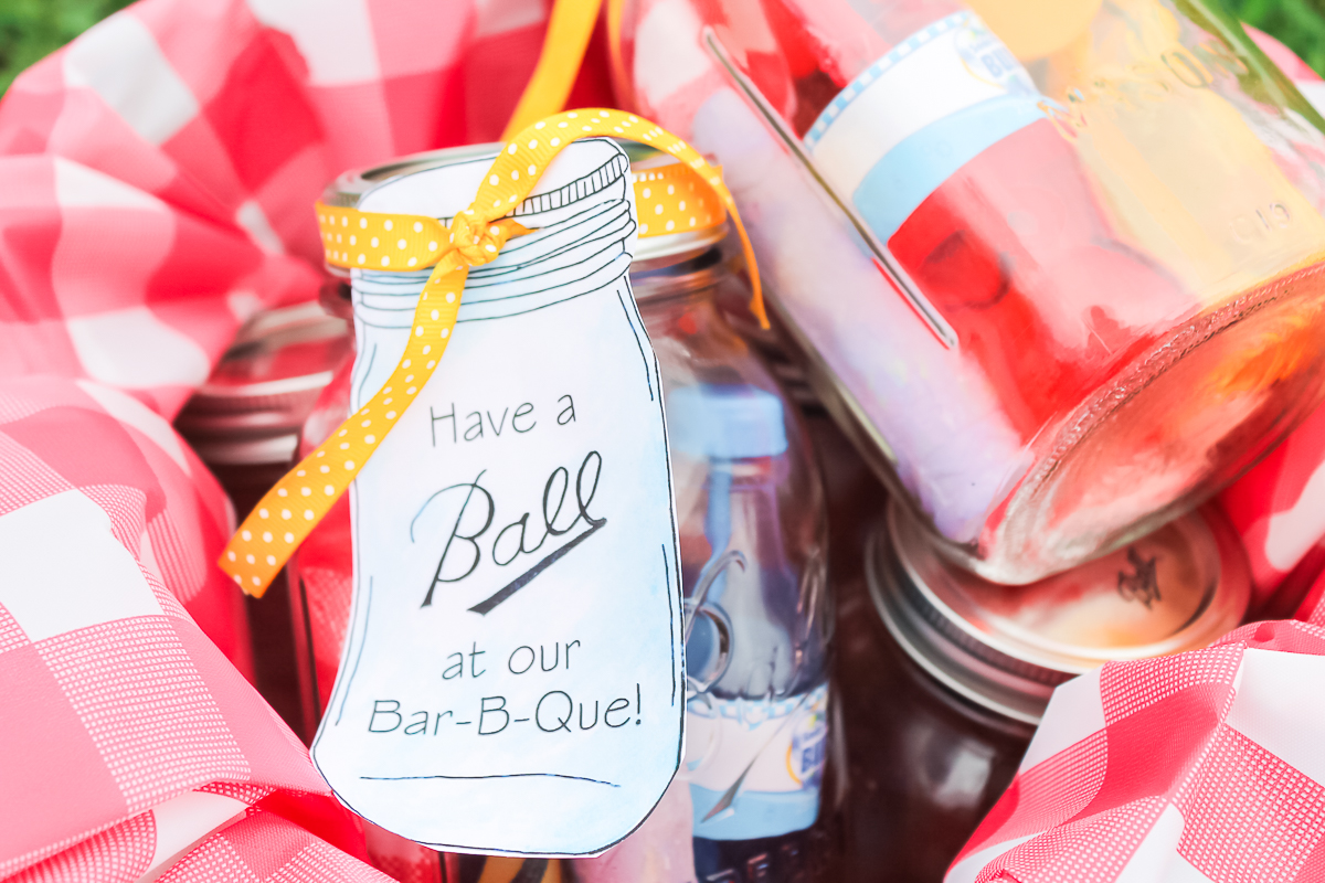 barbecue party favors