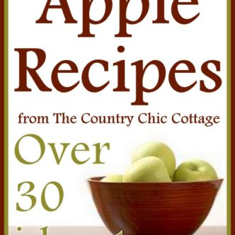 Amazing apple recipe that you want to try!