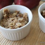 microwave apple crisp-001