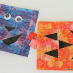 DIY Halloween Treat Bags made with Duck Tape-009