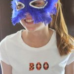 painted boo halloween shirt diy-007