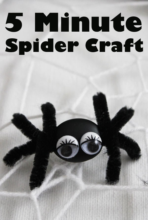 bead spider craft