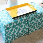 upholstered coffee table-003