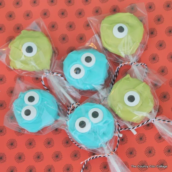 5 minute monsters halloween treat recipe monstersu the for 5 minute halloween decorations