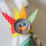 DIY bottle cap turkey napkin rings-001