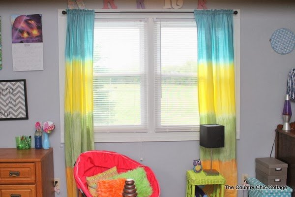 diy tie dye curtains-004