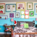 fun and colorful teen room makeover-010