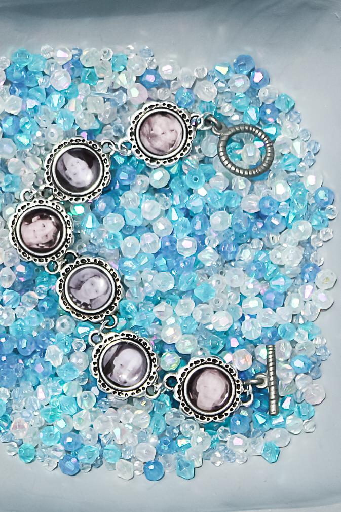 diy photo bracelet