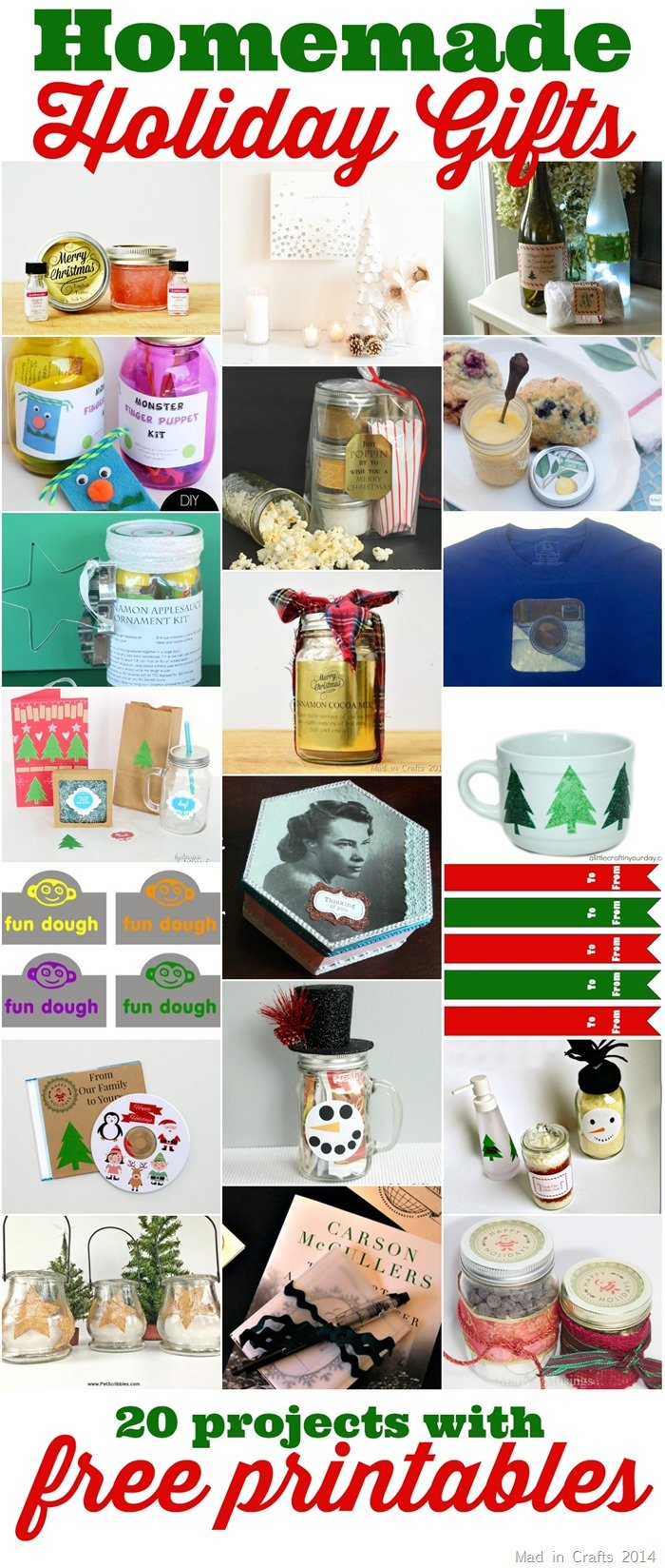 Handmade gifts for adults over 60 ideas the country Country christmas gifts to make