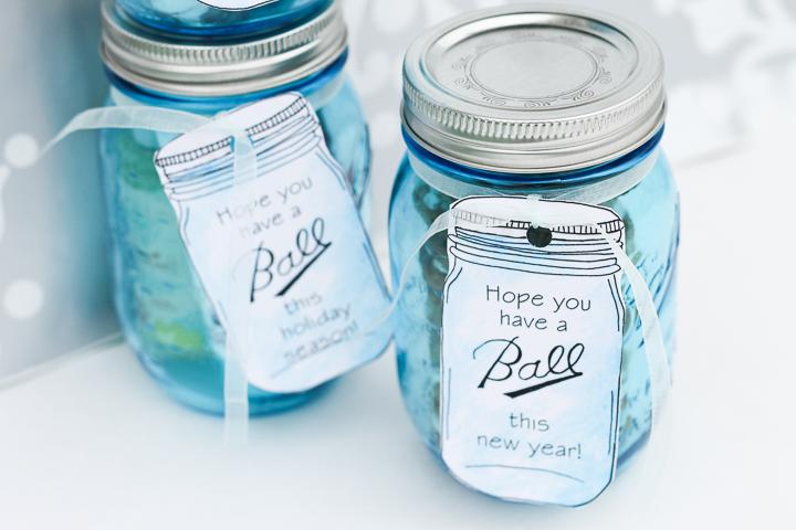 christmas gift tags for jars