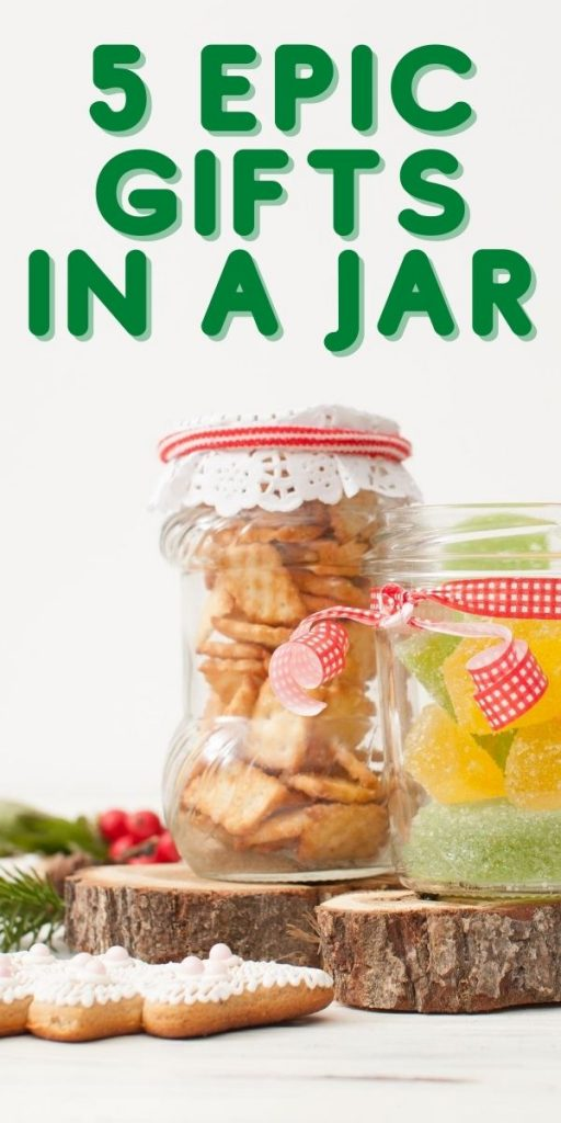 epic gifts in a jar