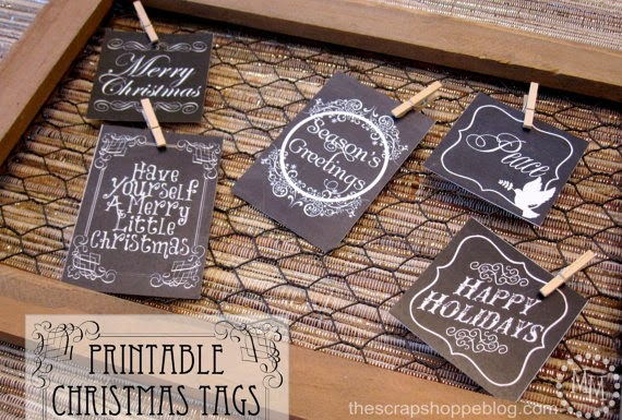 Etsy archives the country chic cottage decorate your packages with the fabulous chalkboard tags from the scrap shoppe a perfect addition to your handmade gift package gumiabroncs Images
