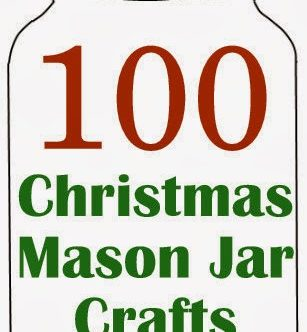 Link up YOUR holiday mason jar creations!