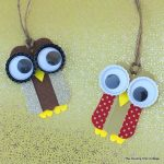 washi tape owl ornaments-024