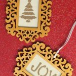 diy gold frame ornaments-010