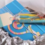 embellished journal gift set for a last minute handmade gift idea-001