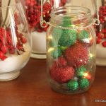 glitter mason jar christmas luminary-006