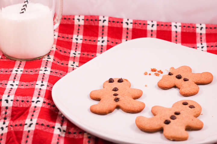 gingerbread cookie recipe with peanut butter