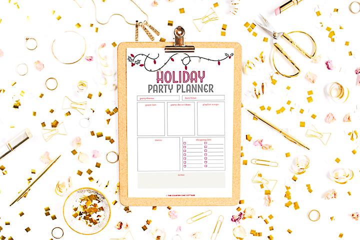 planning a holiday party