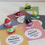Valentine's day cards DIY-001