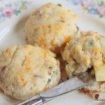 country ham and cheddar biscuits-001