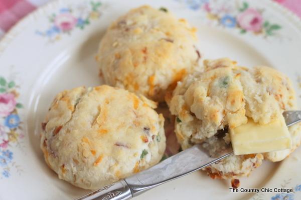 Country Ham Biscuits Recipe — Dishmaps