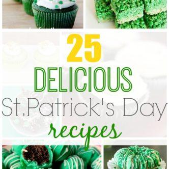 Saint Patrick's Day Recipes
