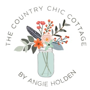The Country Chic Cottage by Angie Holden craft website