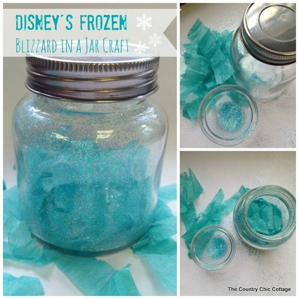 Disney's Frozen Craft