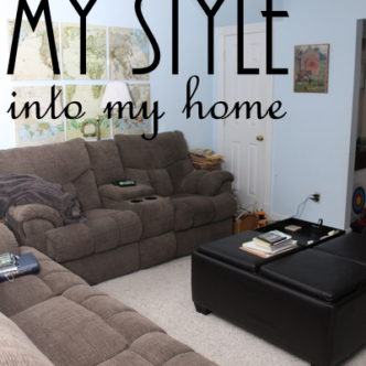 Bringing My Style into my Home #havertysinspired