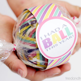 Teacher Appreciation Week — quick and easy crafts