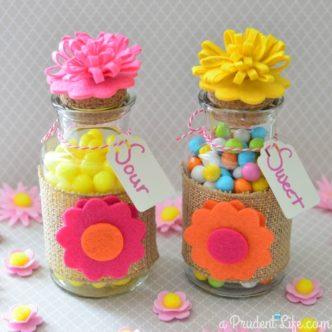 Teacher Appreciation Week 3 — quick crafts