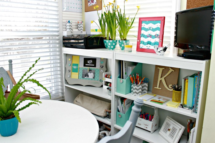 Mom 4 Real Craft Room Tour