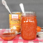 Chipotle Pumpkin BBQ Sauce -- a lovely BBQ sauce that will leave you with sweet and heat in each bite.