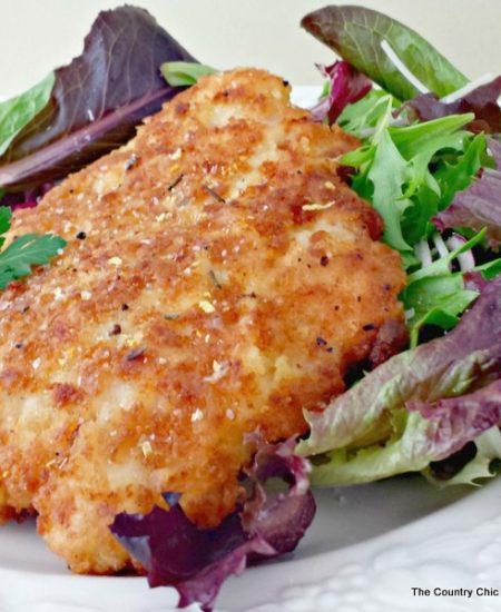 Lemon Rosemary Chicken -- an amazing recipe for any weeknight!