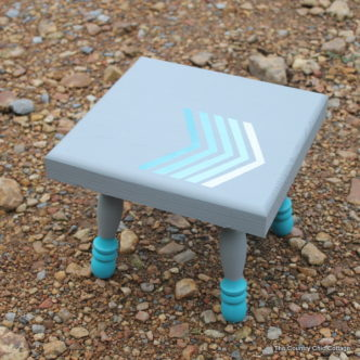 Paint a Step Stool