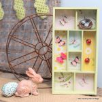 Spring Printer's Tray -- a perfect way to decorate for Spring -- I love the colors in this project!