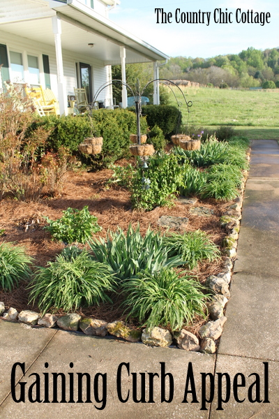 gaining curb appeal