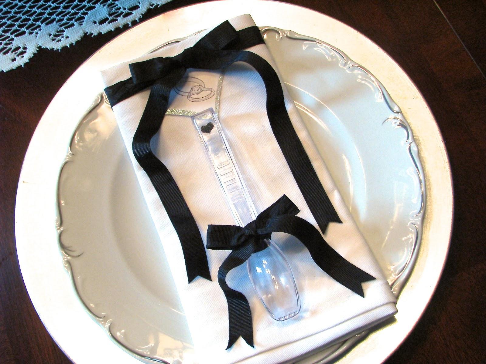 may2 stenciled wedding favor